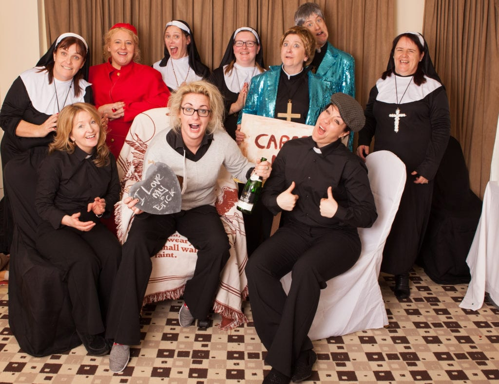 Father Ted themed Hen Party