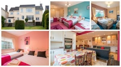 selection of photos of Aisling House Carrick on Shannon