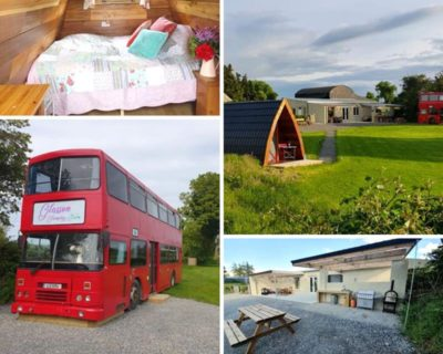 Athlone Glamping Hen Party Package TheHen.ie