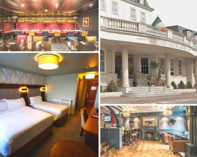 Bridge House Hotel Hen Party package Collage TheHen.ie