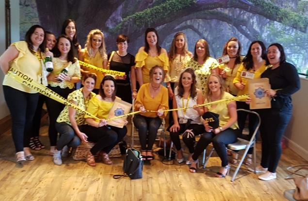 CSI Save the Groom Galway Hen Do Activity Package TheHen.ie