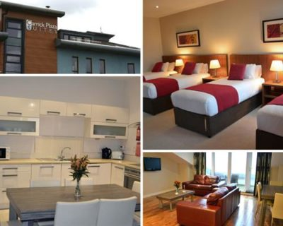 Carrick on Shannon Carrick Plaza Suites Apartment TheHen.ie