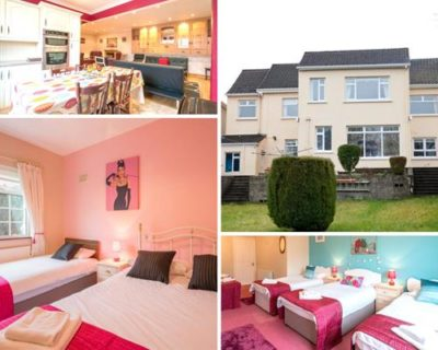 Carrick on Shannon Hen Party Aisling House Self Catering House TheHen.ie