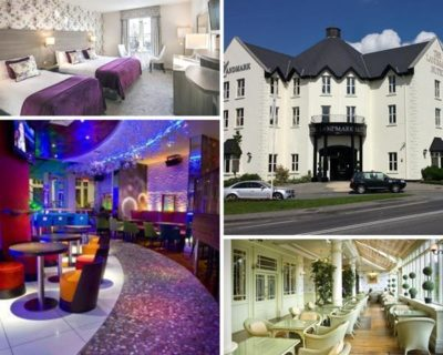 Carrick on Shannon Hen Party Landmark Hotel Collage TheHen.ie