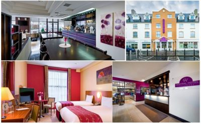 Central Hotel Collage Tullamore Hen Party Packages TheHen.ie