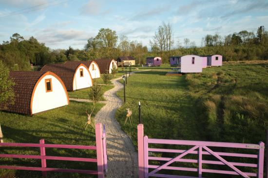Eco Pods Glamping Carrick on Shannon Hen Party Package TheHen.ie
