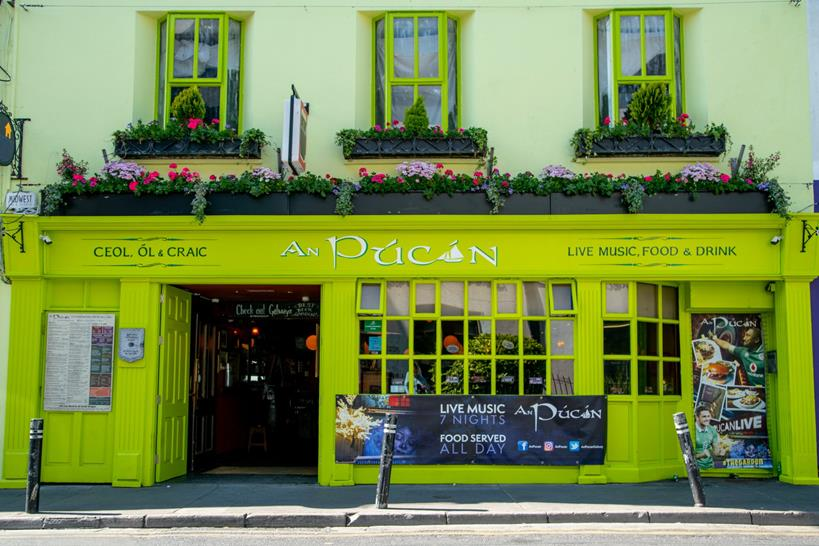 Galway Hen Party An Pucan Bar TheHen.ie