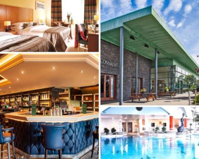 Connacht Hotel Galway Hen Party Collage TheHen.ie