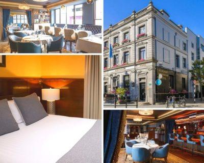 HIbernian Hotel Kilkenny Collage
