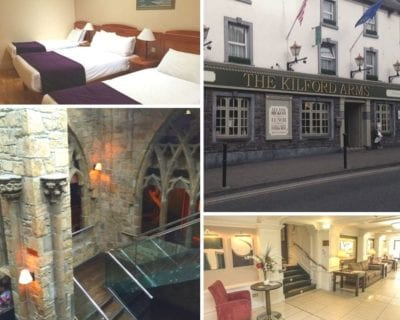 Pictures of the Kilford Arms Hotel