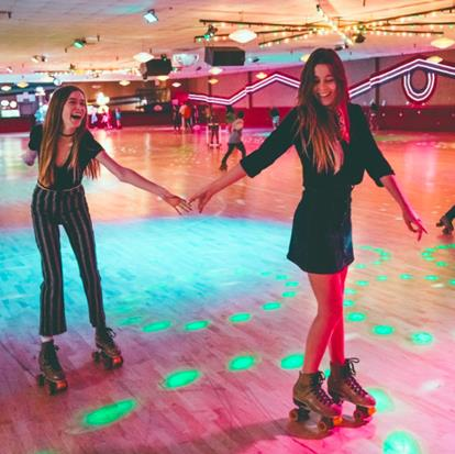 Roller Disco Hen Party Activity Limerick Hen Party Package TheHen.ie