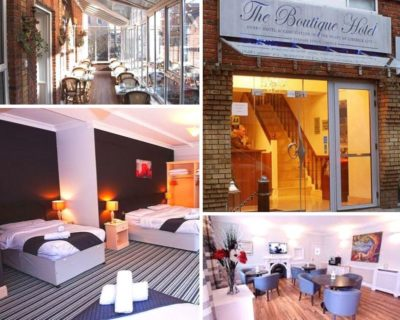 The Boutique hotel Limerick hen party package TheHen.ie