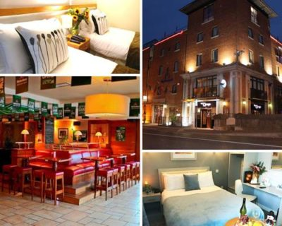 The Pier Hotel Limerick Hen Party Package TheHen.ie