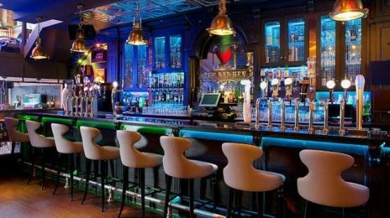 red-hen bar limerick limerick package TheHen.ie