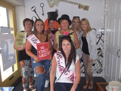 Escape Rooms Athlone Hen Party Package TheHen.ie