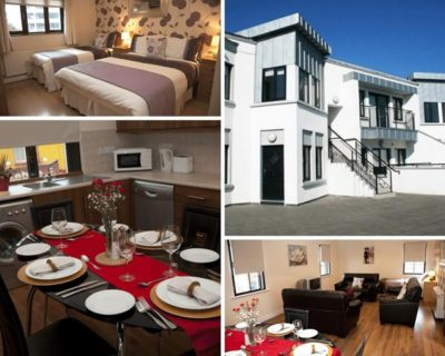 Athlone Hen Party-Arch House Apartments Collage -TheHen.ie