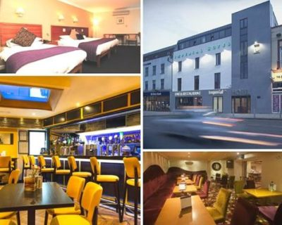 Galway Hen Party Imperial Hotel Collage TheHen.ie