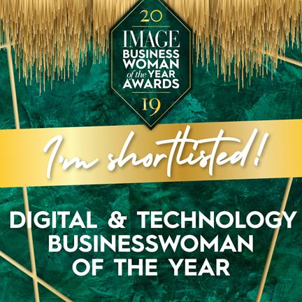 BWOTY 2019 - I'm Shortlisted - Digital & Tech Catherine Kiveney TheHen.ie