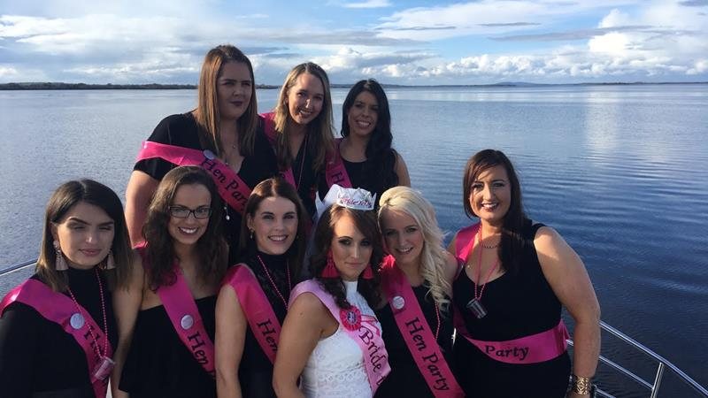 Booze Cruise Hen Party Athlone TheHen.ie