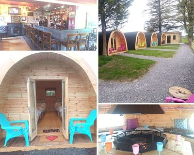 Glamping Hen Party in Claremorris