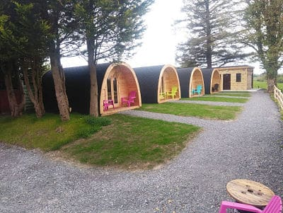 Hen Party Glamping Claremorris Eco Pods_opt
