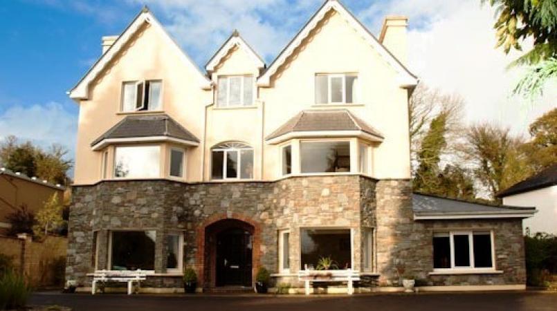 Killareny Manor House Front Door