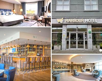 The Harbour Hotel Galway Collage TheHen.ie