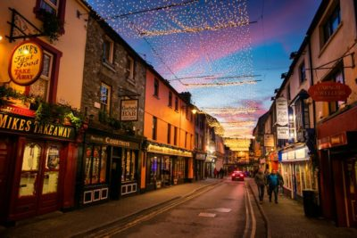 Ennis town TheHen.ie Hen party packages