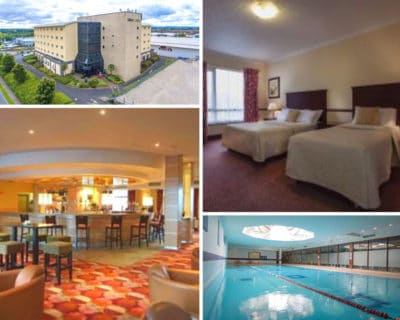 The Talbot Hotel Carlow Collage
