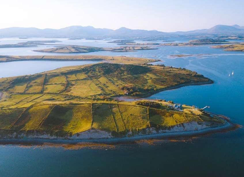 Collanmore Island Lodge Hen Party Westport, The Private Island, Hen Party Packages, TheHen.ie