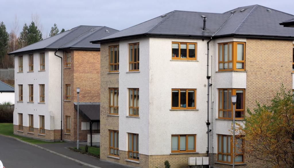 Heather View Apartments Athlone | Athlone Hen Party Accommodation exterior | TheHen.ie