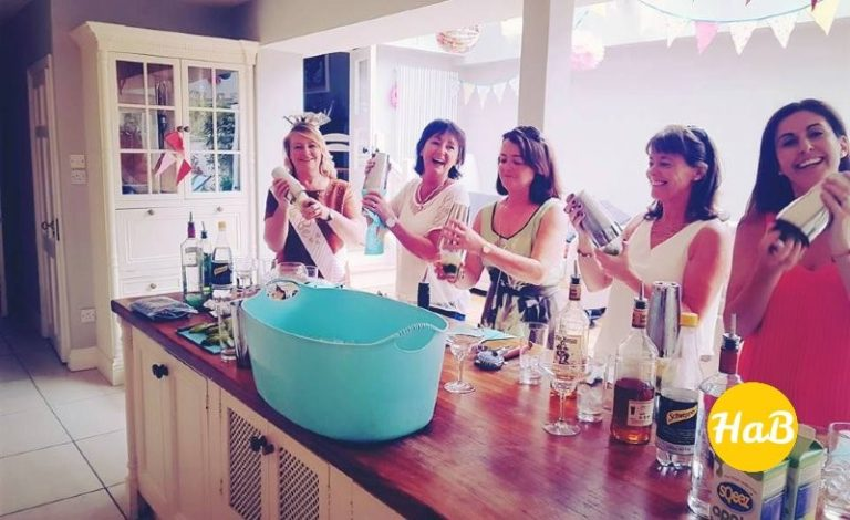 Hen Party Ideas - Hire a Barman - TheHen.ie