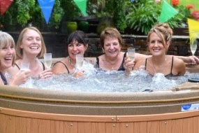 Hen Party Ideas - Hot Tub Hire - TheHen.ie