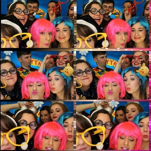 Hen Party Ideas - Photobooth - TheHen.ie