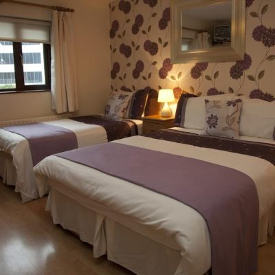Arch House Apartments Athlone bedroom, hen party ideas ireland, thehen.ie