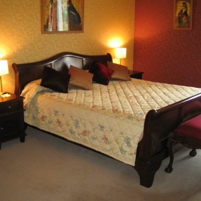Ballyvara House Doolin, bedroom, Hen Party Weekend, self catering house, packages, ideas TheHen.ie