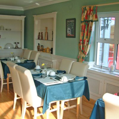 Ballyvara House Doolin, dining room, Hen Party Weekend, self catering house, packages, ideas TheHen.ie