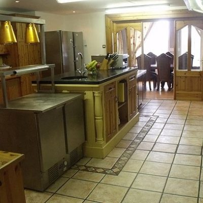 Ballyvara House Doolin, kitchen, Hen Party Weekend, self catering house, packages, ideas TheHen.ie