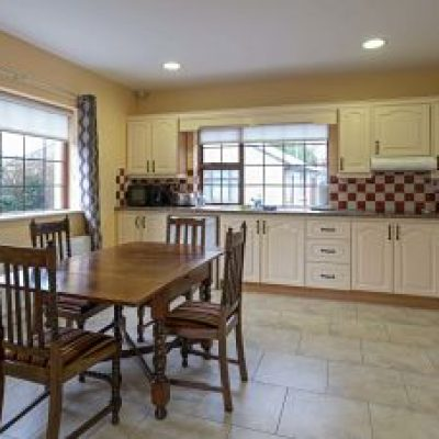 Carrick on Shannon Self Catering House, Ideas, Packages - Carrick Villa Kitchen - TheHen_opt