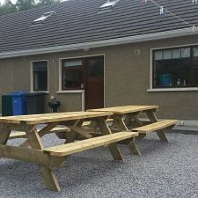 Carrick on Shannon Self Catering House, Ideas, Packages - Carrick Villa exterior - TheHen_opt