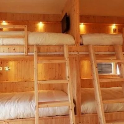Collanmore Island Lodge Hen Party Westport, bunk beds, Hen Party Packages, TheHen.ie