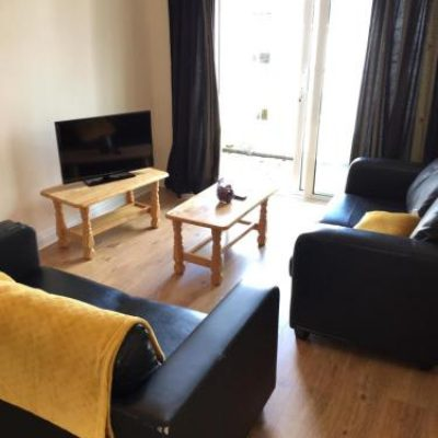 Heather View Apartments Athlone | Athlone Hen Party Accommodation sitting room| TheHen.ie