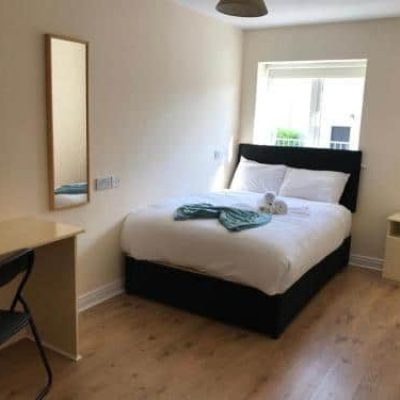 Heather View Apartments Athlone | Athlone Hen Party Accommodation bedroom | TheHen.ie