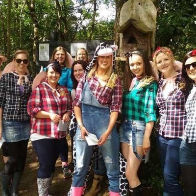 Hens on a Farm Clare2 Hen Party Activity Belles and Blazers