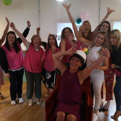 In it to Win it hen party act