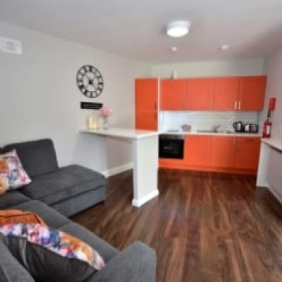 Kilkenny Hen Party Self Catering Apartments TheHen.ie Hen Weekend, Ideas, Packages, accommmodation Ground floor living