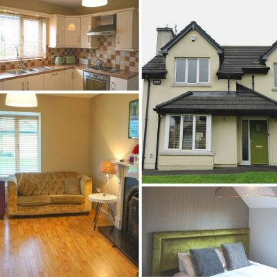 Selection of 4 photos of a Self Catering House in Carlingford
