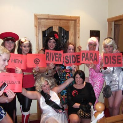 Riverside Paradise Hen Party Group Bannagher Co.Galway