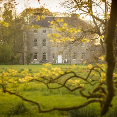 Roundwood House Laois Self Catering House Exterior TheHen.ie