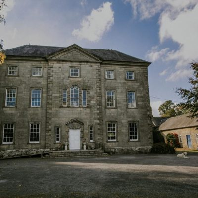Roundwood House Laois Self Catering House Front Exterior TheHen.ie